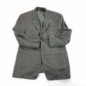 Burberry London Sports Coat Suit Blazer Jacket